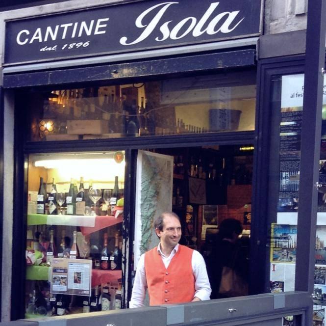 Le Cantine Isola Milano aperitivo