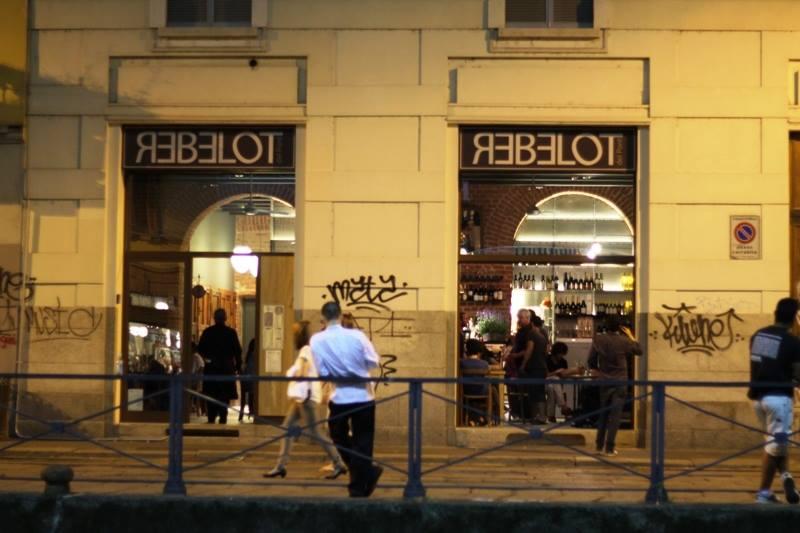rebelot del pont Milano aperitivo