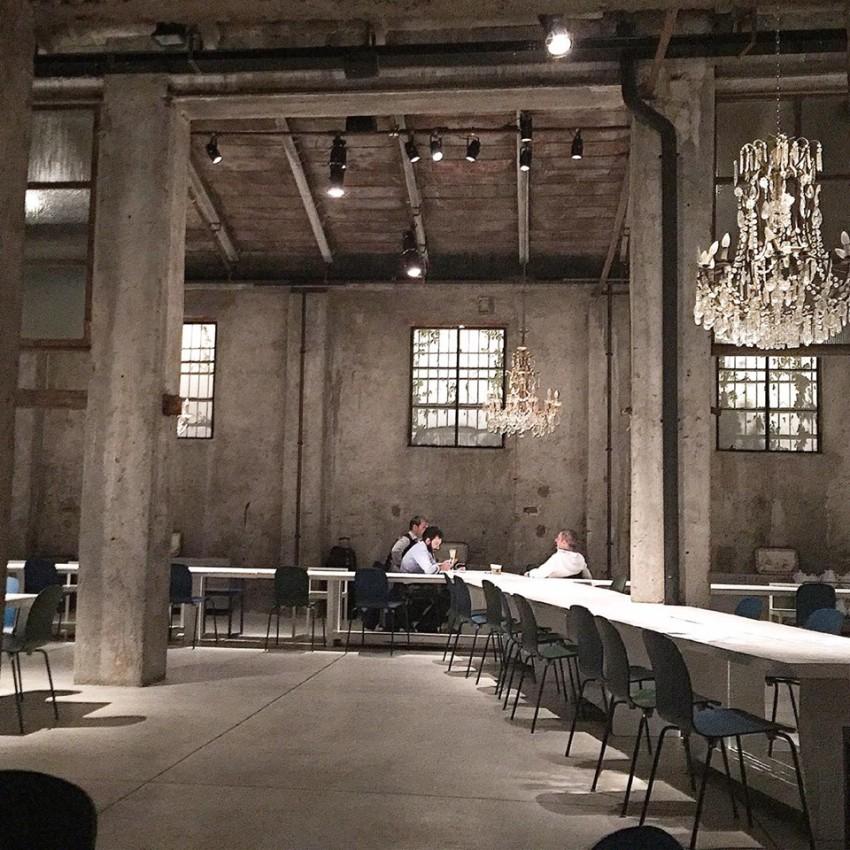 carlo e camilla in segheria Milano aperitivo