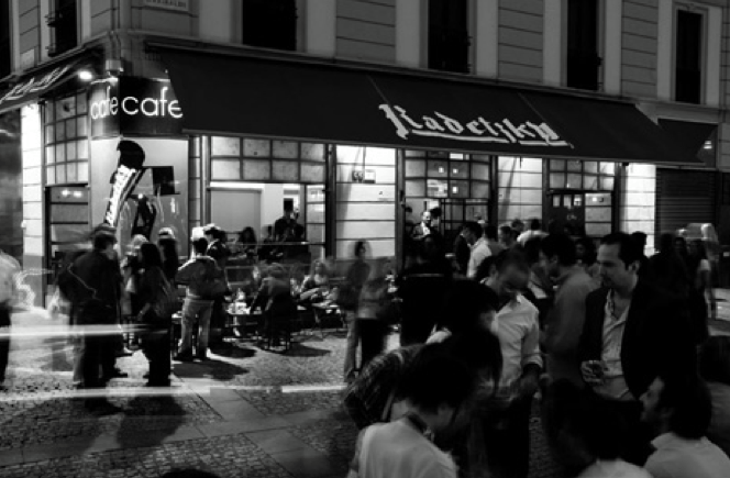 radetzky cafè Milano aperitivo