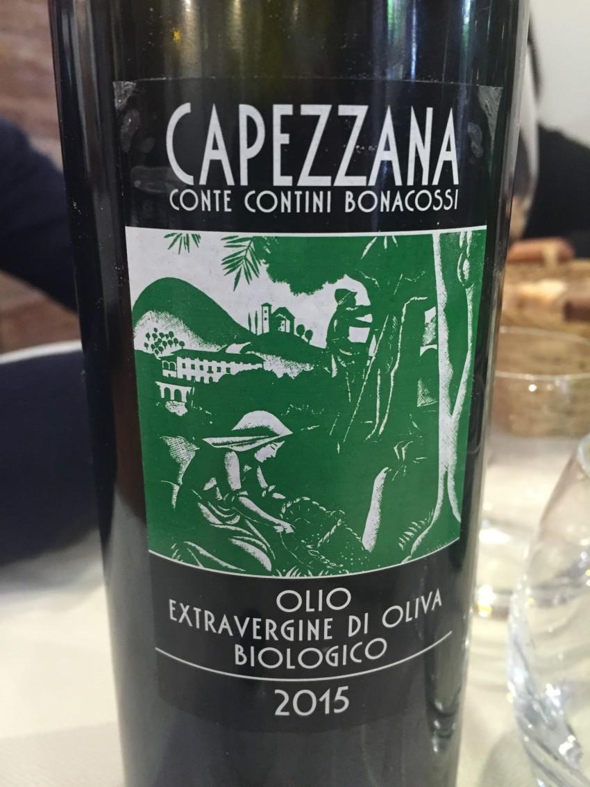 Osteria del Velodromo Vecchio l'olio