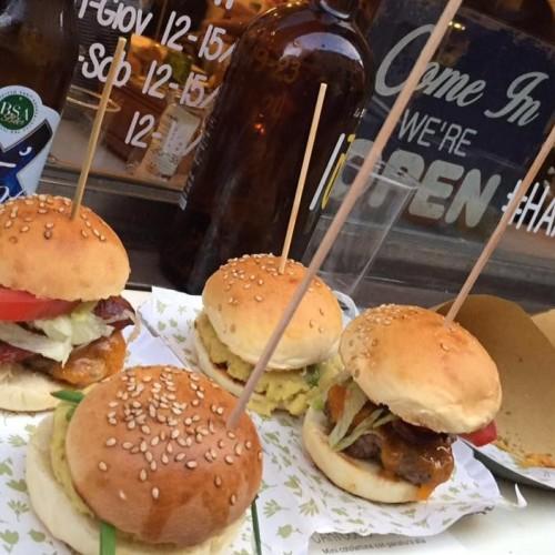Brunch Milano aprile 2016, a Tortona tornano i burger di Hambistro