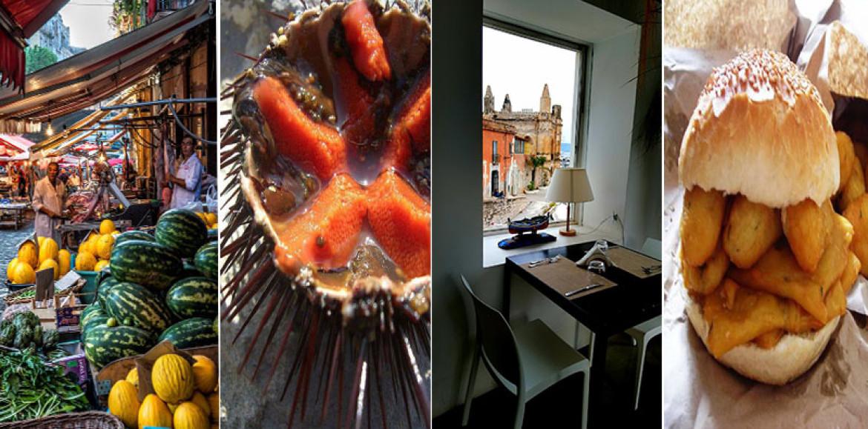 Palermo in un giorno, guida rapida alla città: tre posti per fare colazione, pranzo, aperitivo e cena