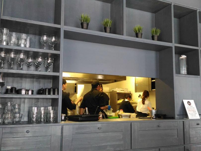 GAM Bistrot Cucina a vista