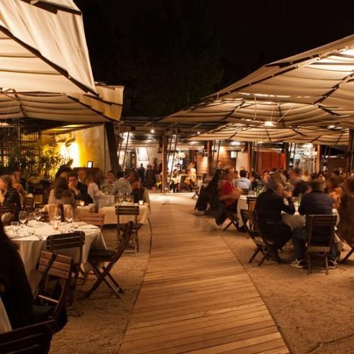 Dove mangiare all'aperto ai Parioli Roma: cinque ristoranti con terrazze e dehor