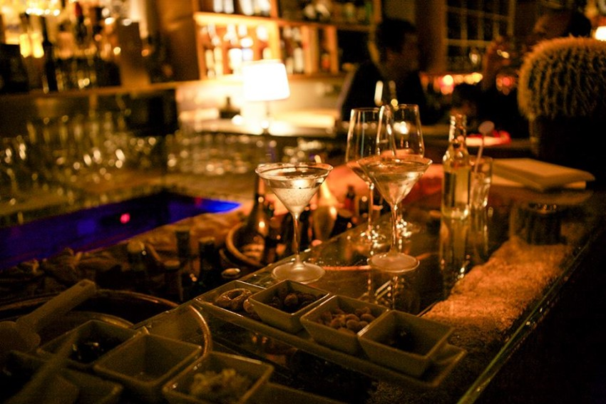 n'ombra de vin Milano aperitivo