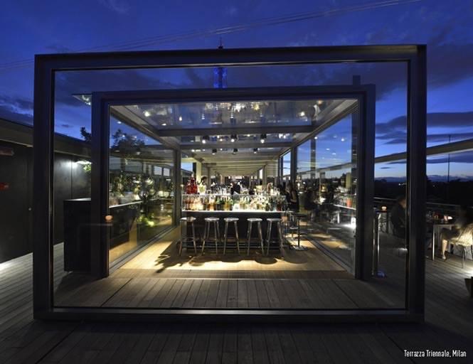 terrazza triennale