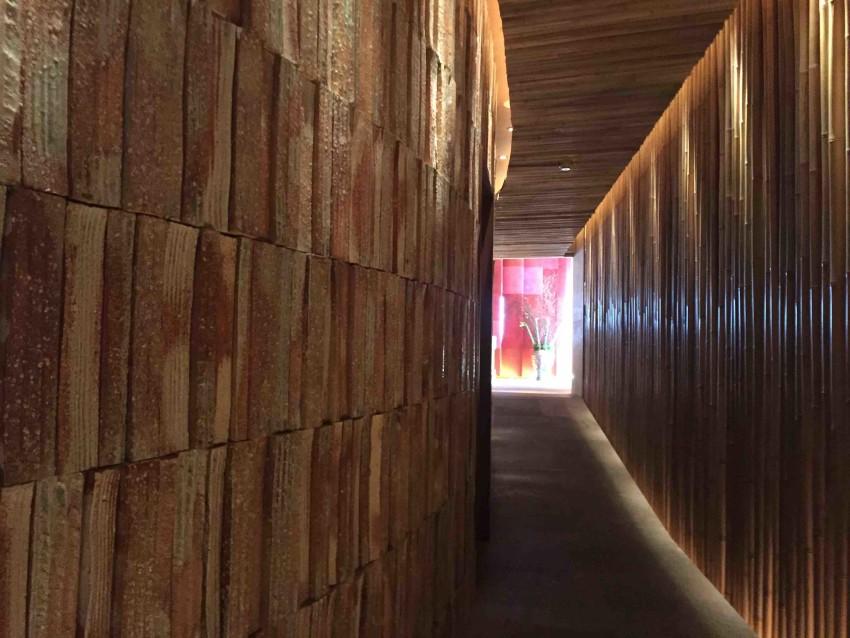 zuma roma entrata bambu