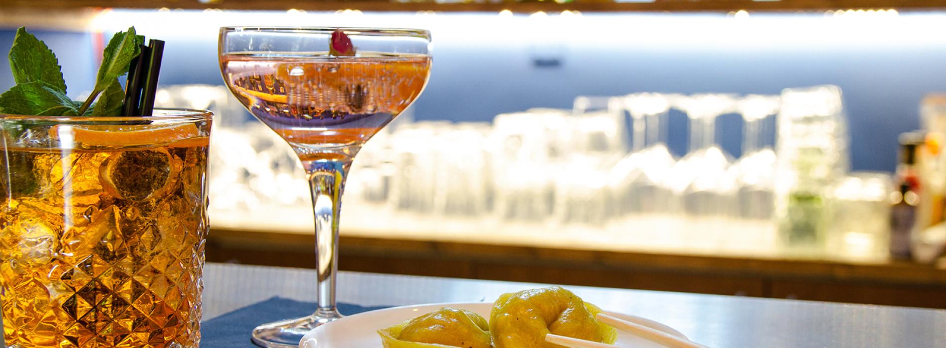 Ghe Sem Milano, ravioli alla 'nduja e cocktail per l'aperitivo nel nuovo ristorante cinese in zona Cadorna