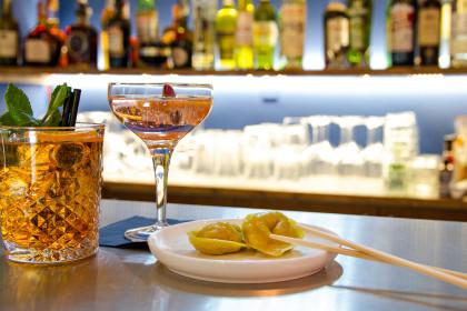 Ghe Sem Milano, ravioli alla 'nduja e cocktail per l'aperitivo nel nuovo ristorante cinese di Magenta