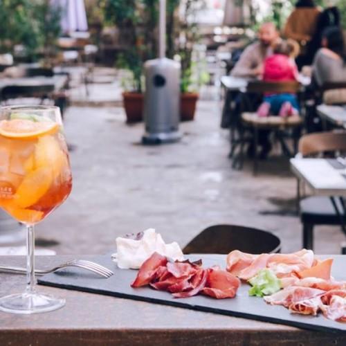 Eventi Roma Maggio 2016: torneo degli spumanti da Enoteca Ferrara, architetti-chef al Maxxi