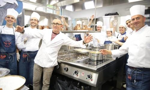 Fourghetti Bologna, dopo Masterchef il pluristellato Bruno Barbieri riparte dalla sua città