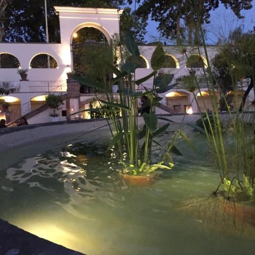 H Eitch Ripa, il più bell'aperitivo in giardino di Roma