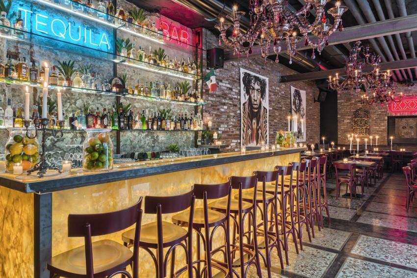 Puntarella Rossa canteen bar