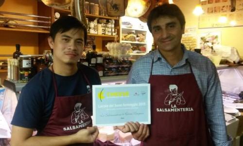 La Salsamenteria Roma, storia della bottega-champagneria di Roberto Mangione ai Parioli