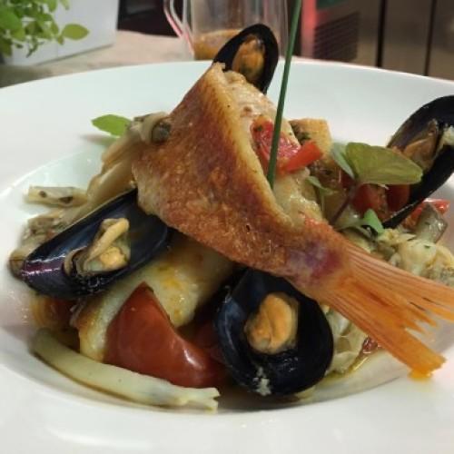 Il Napo Restaurant a Napoli: a Mergellina un nuovo angolo gourmet in salsa partenopea