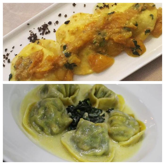 ilnaporestaurant-tortello-friarielli-salsiccia-ravioli-ricotta