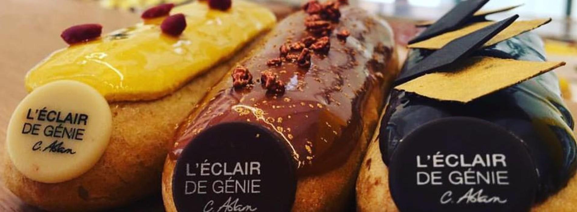 L'Éclair de Génie Milano, il bignè francese di Christophe Adam sbarca a Brera e Navigli
