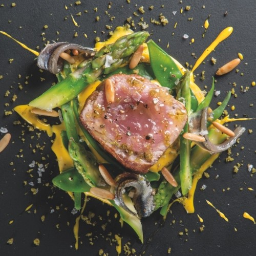 Liberty Milano, nuovo look e taglio internazionale per il ristorante creativo di Andrea Provenzani