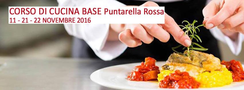 Corso di cucina base roma novembre 2016 puntarella rossa - Corso base di cucina ...