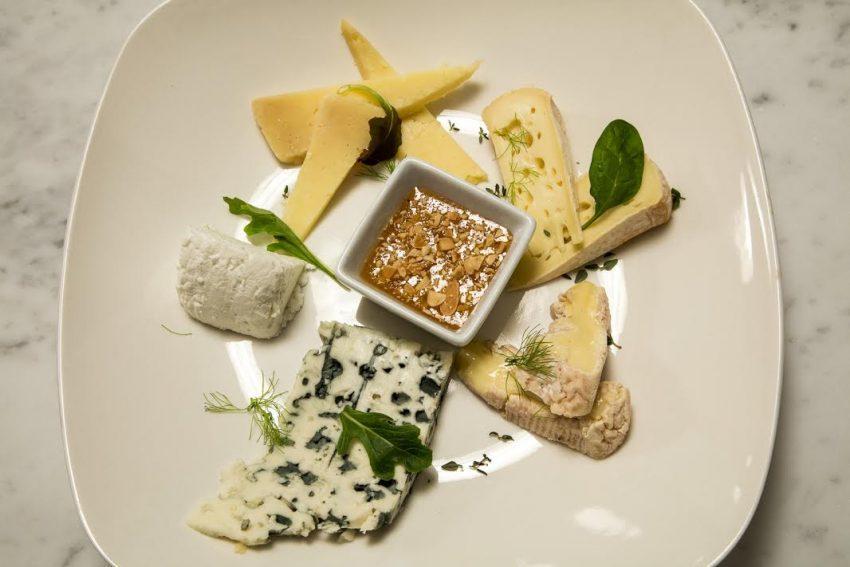 Selezione di formaggi francesi