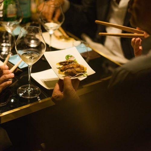 Eventi Roma ottobre 2016: sake dinner da Yugo, chef bizzarri da Tordomatto
