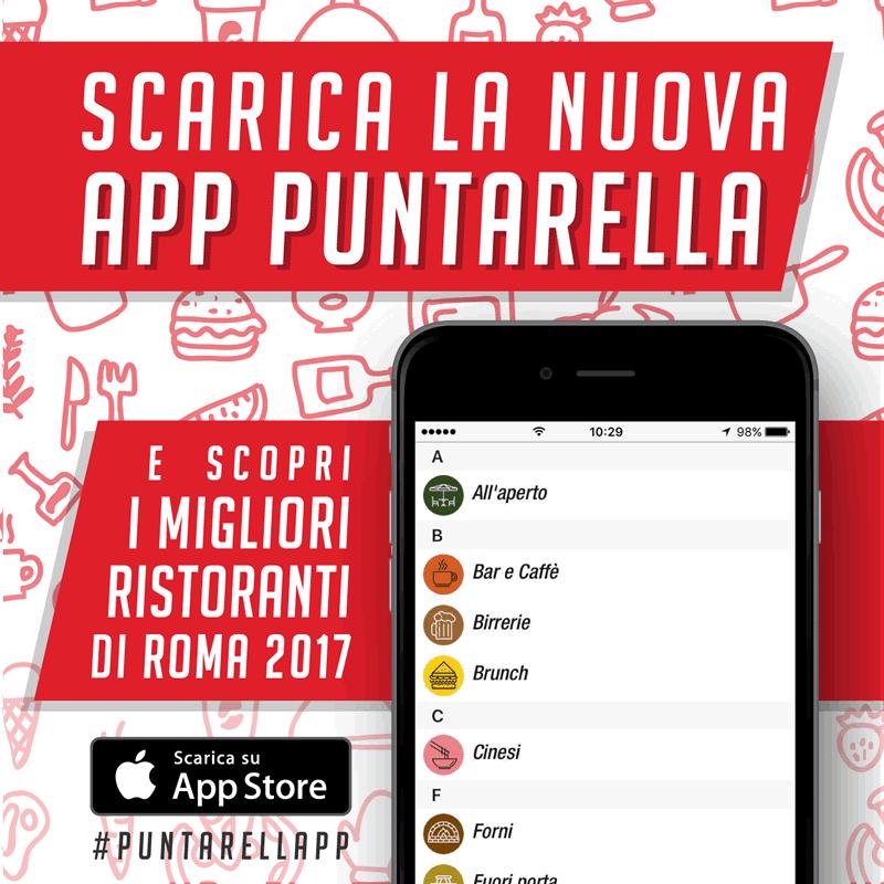 Scarica l'App di Puntarella Rossa