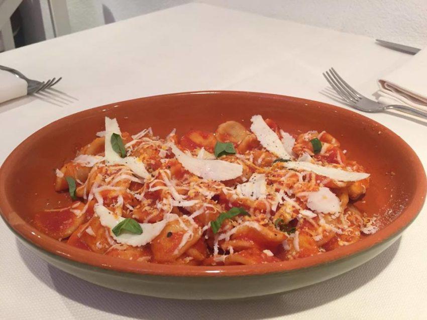 Orecchiette Puglia in Brera