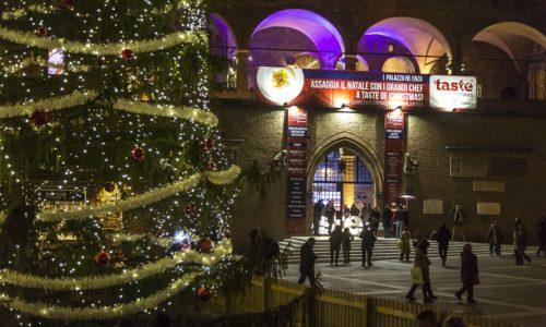 Taste of Christmas 2016 Bologna: alta cucina per tutte le tasche a Palazzo Re Enzo