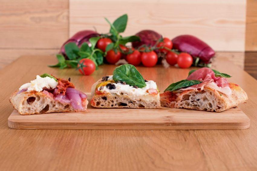 Tris di pizze by Pizzità