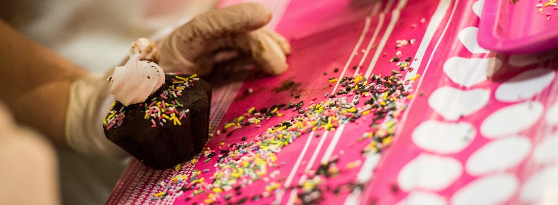 Salon du chocolat Milano 2017, statue e abiti di cioccolato nell'evento con Knam, Cracco e Oldani