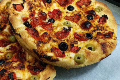 Sfornando Roma bakery gluten free, pizza romana e arancine siciliane per celiaci all'Appio (e laboratorio a Ciampino)