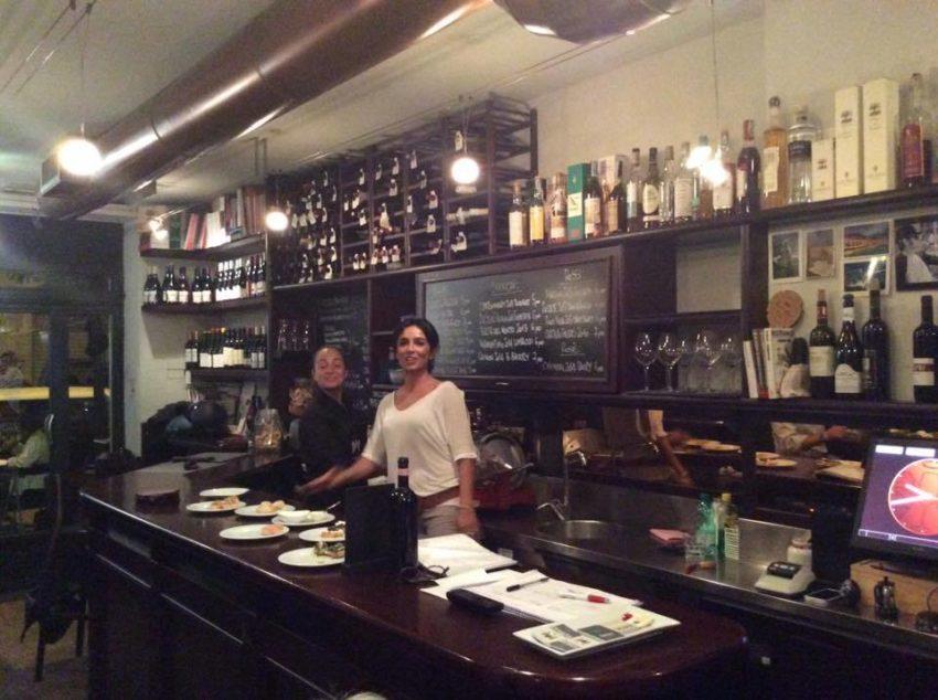 i migliori wine bar di roma remigio