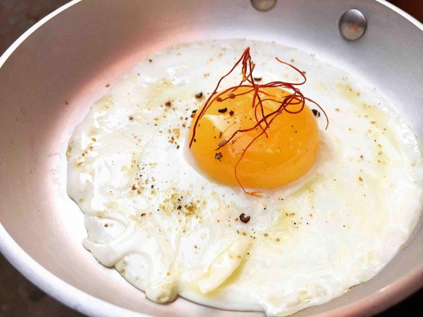 eggs roma uovo al tegamino