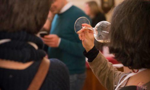 Corso di vino Fafiuchè Roma, aprile 2017: alla ricerca del profumo perduto