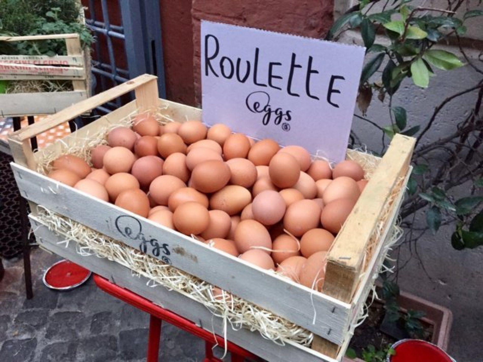 Eggs Roma, le foto dell'inaugurazione (carbonara compresa)