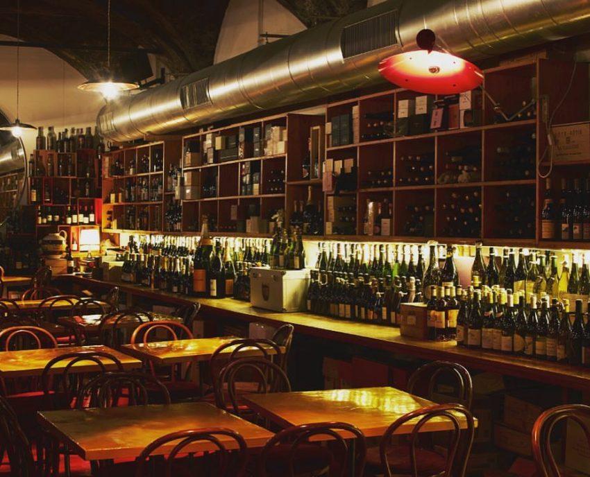 Wine Bar Milano Migliori Enoteche Con Cucina Milano Puntarella Rossa