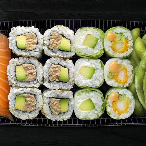 Sushi Shop Roma, dopo via Po il take away internazionale di rolls e sashimi apre in piazza Mazzini