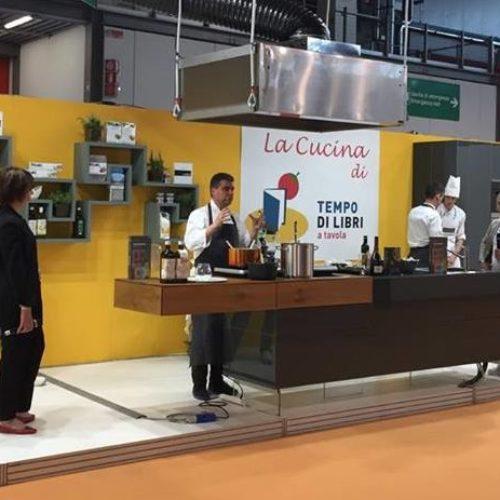 Tempo di libri Milano a Tavola, la cucina protagonista
