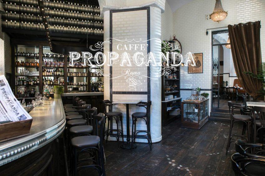 caffè propaganda roma