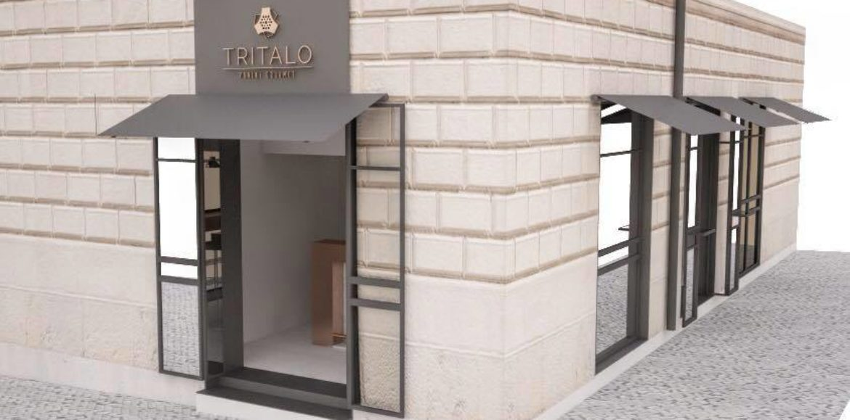 Tritalo Palermo, hamburgeseria chic tra gli affreschi del centro