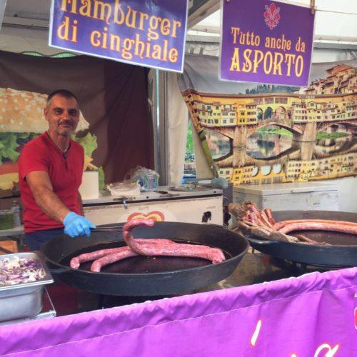 Gnam Fest Roma, il meglio del cibo di strada all'Eur
