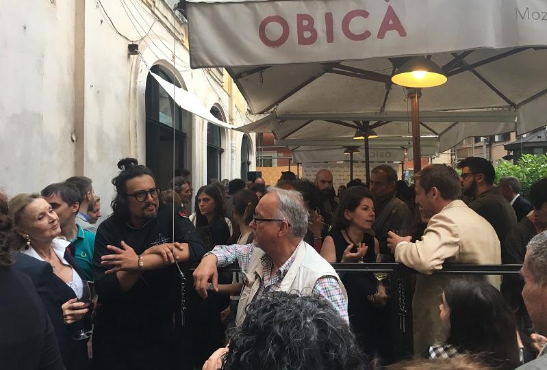 Obic roma borghese creative chef il nuovo menu creativo for Borghese ristorante milano