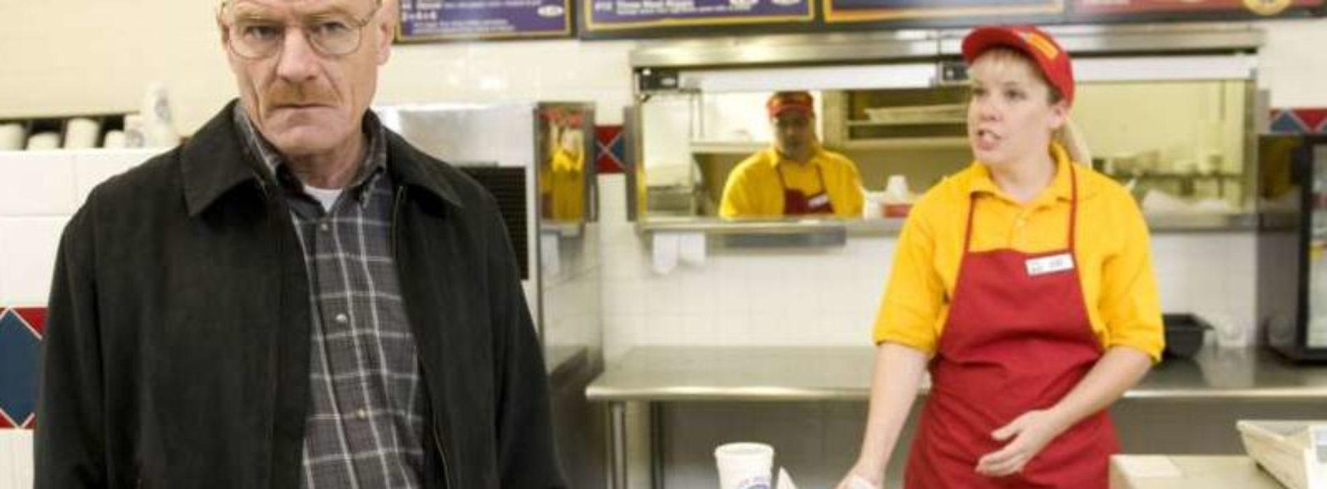 Los Pollos Hermanos a Roma e Milano, apre per due giorni il fast food di Breaking Bad