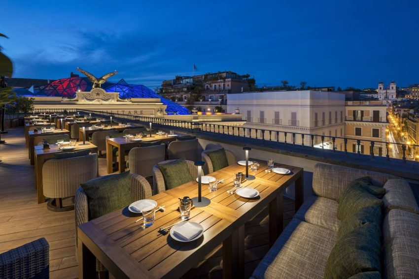 Eating Outside In The Centre Of Rome The Best Restaurants