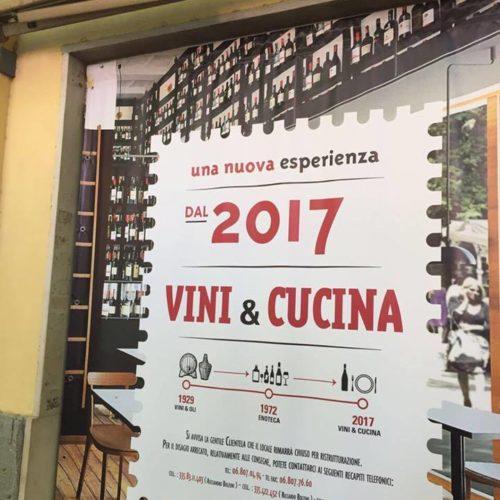 Bulzoni Vino & Cucina Roma: la storica enoteca da settembre apre alla ristorazione