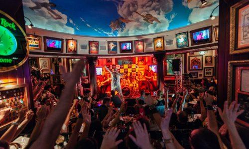 Hard Rock Cafe Roma, Firenze e Venezia: burger a 71 centesimi per il compleanno del brand