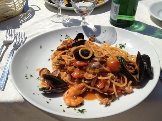 mangiare sul litorale romano glauco