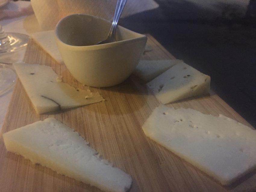 osteria dalla lupa roma formaggi