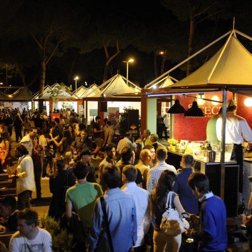 Vinòforum 2017 Roma, dieci giorni con vino e cibo, temporary restaurant e degustazioni in zona Farnesina